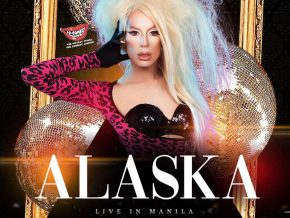Catch Alaska 5000 LIVE in Manila This August