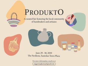 7 Sustainable Products To Score at Produkto Fair 2019! @ The Pavilions, Santolan Town Plaza