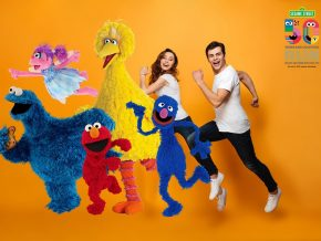 World's First Sesame Street Run Tour To Kick Off in the PH