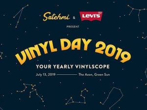 12 Indie Bands and Artists to Catch At This Year's Satchimi Vinyl Day! @ The Axon, Green Sun Makati