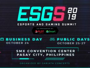ESGS: The Country's Biggest Gaming Convention Is Coming Back on October