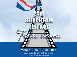 24th French Film Festival in the Philippines @ Greenbelt 3 Cinema