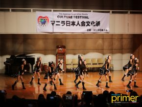 It's the 5th Manila Japanese Association Cultural Festival This Weekend!