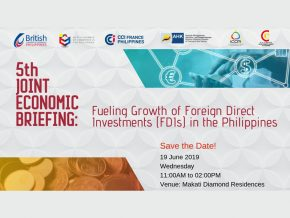 5th Joint Economic Briefing is Happening This June 19