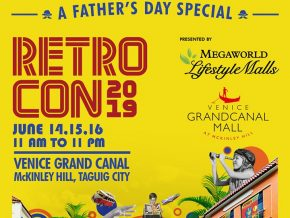 Find Anything Vintage at RetroCon PH 2019 This June