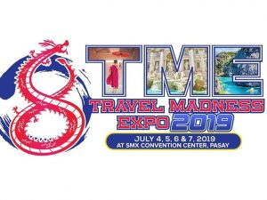 Catch the Travel Madness Expo 2019 This July @ SMX Convention Center Manila