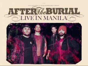 After the Burial Kicks Off Asian Leg of World Tour in Manila