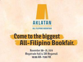 Catch Aklatan: The All-Filipino Book Fair This November