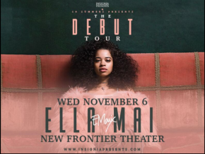 Ella Mai Is Coming to Manila for the First Time This November