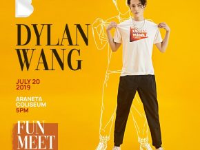 Meteor Garden's Dylan Wang is Coming to Manila!