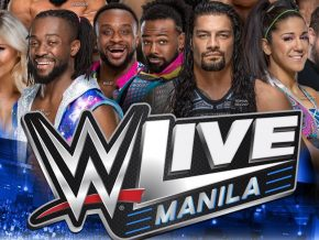 WWE Returns to Manila with Smackdown Superstars This September