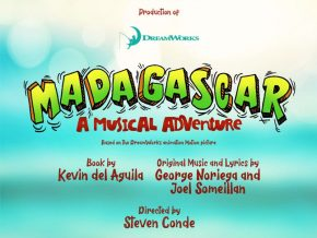 Bring Out the Child in You at the Madagascar: A Musical Adventure