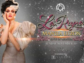 Witness La Reyna Manila Luzon: The Homecoming Concert This November