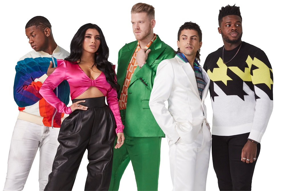 Best Selling Albums Of 2020 Grammy Winner A Cappella Group Pentatonix Returns to Manila in