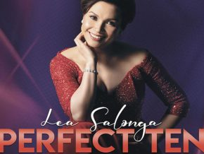 Lea Salonga's Perfect Ten Concert Is Happening This August