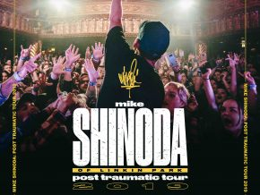 Mike Shinoda of Linkin Park & Fort Minor LIVE in Manila This September