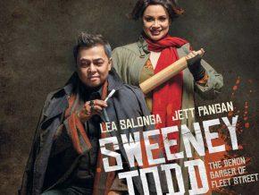 Witness Sweeney Todd: The Demon Barber of Fleet Street This October