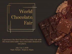 Indulge in the First World Chocolate Fair This July