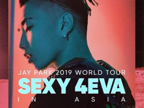 Catch Jay Park Perform in Manila for SEXY4EVA World Tour