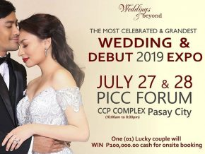 The Most Celebrated & Grandest Wedding & Debut Expo Is Happening This July 27-28