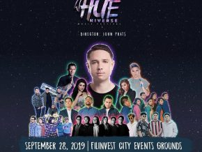 Get Lost in Music, Art, and Dance at the HUEniverse Music Festival 2019