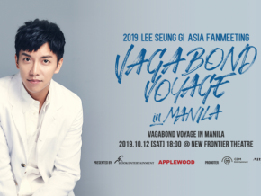 Lee Seung Gi Meets Fans Following Vagabond Premiere