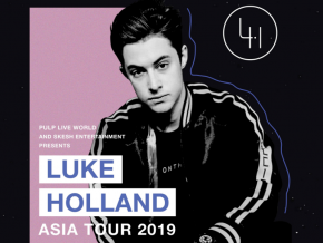 Catch World-Class Drummer Luke Holland LIVE in Manila