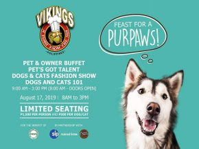 Spend a Fun-Filled Day With Your Pets at the Feast for a PurPAWS