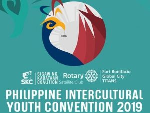Philippine Intercultural Youth Convention 2019 @ Tanghalang Bautista, Quezon City University