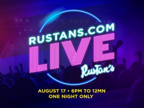 Join Rustans.com Launch Party This August 17