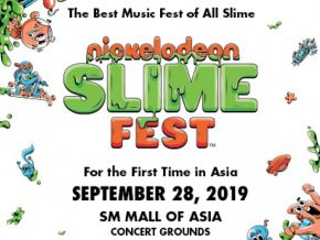 Nickelodeon Asia Brings SlimeFest for the First Time in the PH