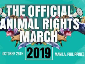 Be a Part of the Official Animal Rights March on October 26