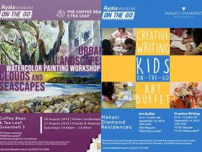 Ayala Museum Workshops On-The-Go! Starts This August