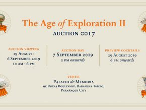 Casa de Memoria Presents Age of Exploration: East Meets West II Auction