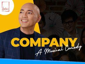 Catch Stephen Sondheim's COMPANY Musical Comedy This September