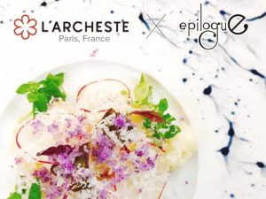 Four Hands Collaboration Dinner: L'Archeste x Epilogue @ Epilogue, S'Maison