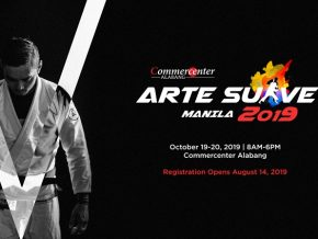 Arte Suave Manila Puts the Spotlight on PH Jiu-Jitsu Community This October