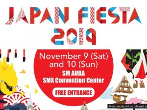 Japan Fiesta 2019 @ SMX Convention Center Aura