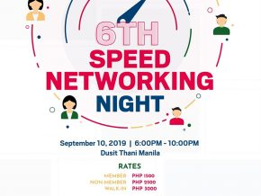La Camara's 6th Speed Networking Night Is Happening on September 10
