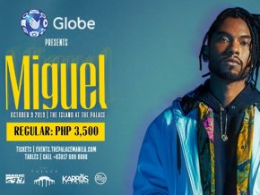 Watch Grammy Winner Miguel Perform LIVE at The Island