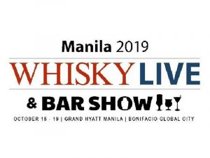 Whisky Live and Bar Show 2019 @ Grand Hyatt Manila