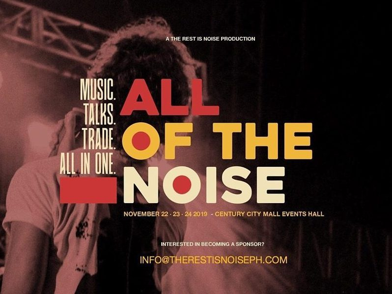 All of the Noise 2019 Features Music, Talks, and Trade in One