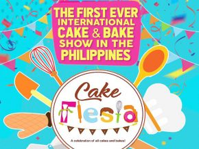 Join the First Cake Fiesta Manila This November