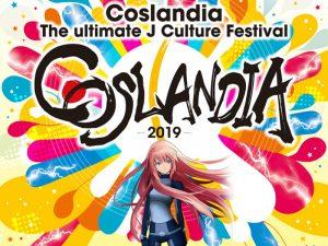 Coslandia 2019 @ SMX Aura