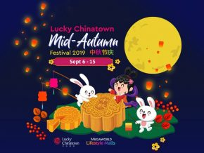 Experience the Fun of Mid-Autumn Festival in Lucky Chinatown