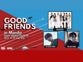 Good Friends LIVE in Manila Features Momoland This October