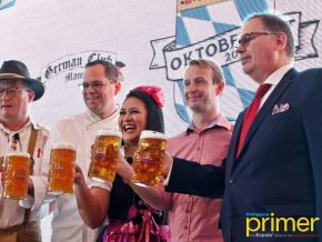 What to Expect from the 81st Oktoberfest by German Club Manila in Solaire