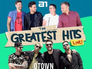 PLAYBACK PRESENTS: The Greatest Hits Series featuring A1 and O-Town @ Mall of Asia Arena
