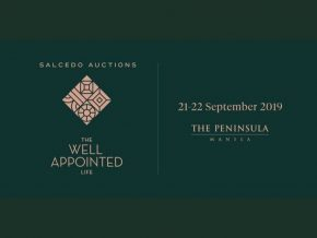 Salcedo Auctions' The Well Appointed Life Highlights Philippine Art