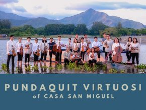 Celebrate Grandparents Day at Shangri-La Plaza with Pundaquit Virtuosi